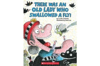 There Was an Old Lady Who Swallowed a Fly! (There Was an Old Lad)