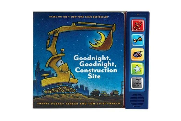 Goodnight, Goodnight Construction Site [Board Book]