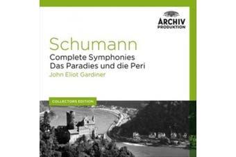 Coll. Ed.: Schumann: Complete Symphonies; Das Paradies und die Peri  [5 Discs]