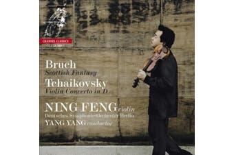 Bruch: Scottish Fantasy; Tchaikovsky: Violin Concerto in D