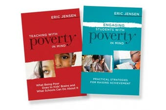 Teaching/Engaging with Poverty in Mind Two Book Set