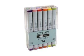 (Marker Set) - Copic Markers 12-Piece Basic Set