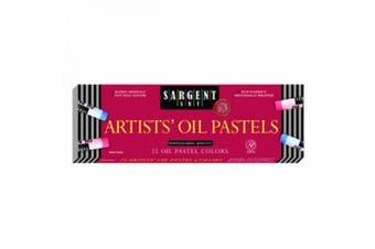 Standard Size Oil Pastels 25/Pkg
