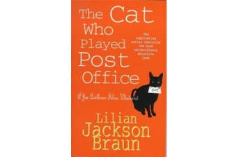 The Cat Who Played Post Office (The Cat Who... Mysteries, Book 6): A cosy feline crime novel for cat lovers everywhere (The Cat Who... Mysteries)