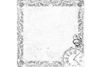 Prima 811228 30cm by 30cm Paintable Watercolour Paper