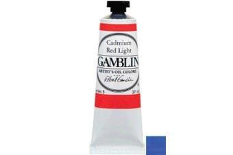 (Single 37ml Tube, Cobalt Blue) - Gamblin Artist's Oil Colours cobalt blue 37 ml