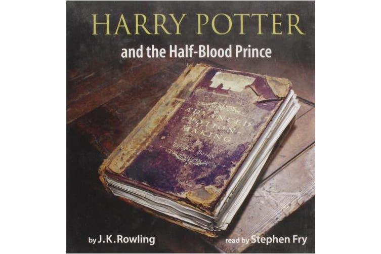Rowling, J: Harry Potter and the Half-blood Prince [Audio]