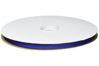 (Century Blue) - Berwick Offray 1cm Grosgrain Ribbon, Century Blue, 100 Yards