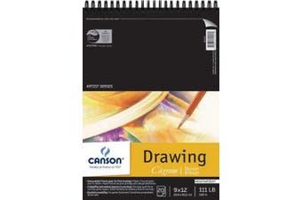 Canson C à Grain Drawing Paper Pads 23cm . x 30cm .