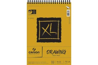 Canson XL Recycled Drawing Paper Pad 23cm x 30cm