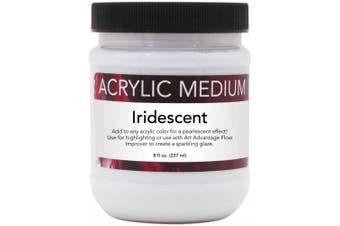 Art Advantage 240ml Acrylic Iridescent Medium