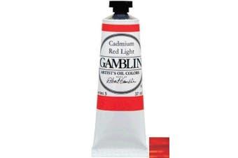 (Single 37ml Tube, Trans Earth Orange) - Gamblin Artist Oil 37Ml Trans Earth Orange