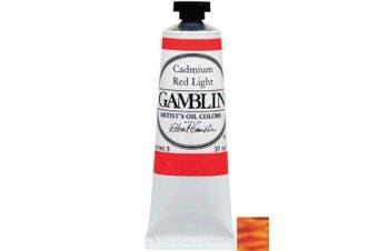 (Single 37ml Tube, Trans Earth Yellow) - Gamblin Artist Oil 37Ml Trans Earth Yellow
