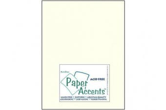 Accent Design Paper Accents PearlizedCardstock8511Pearl Cdstk Pearlized 8.5x11 105# Pearl