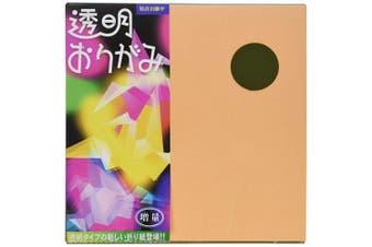 Origami Plastic 15cm x 15cm 21/Pkg