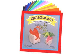 Origami Paper 18cm x 18cm 100/Pkg