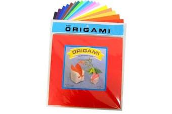 Origami Paper 25cm x 25cm 100/Pkg