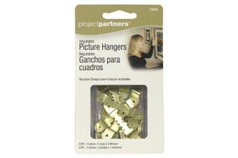(Adjustable) - Project Partner 70009 Adjustable Picture Hangers