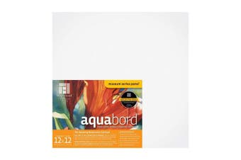 (12X12, 2 Inch Depth) - Ampersand Deep Cradle Aquabord 30cm . x 30cm .