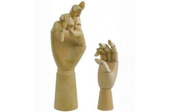 Artist Manikin 30cm Male Right Hand