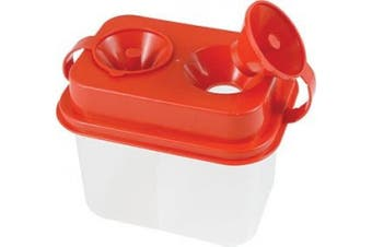 Art Advantage Double Water Cup With Lid