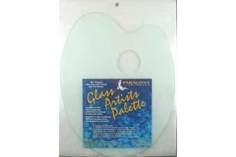 Paragona Oval Glass Palette