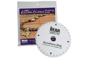 Kumihimo Mini (11cm ) Disc, With Instruction Sheet