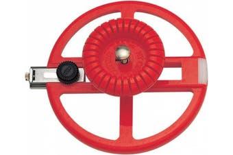 NT Cutter Heavy-Duty Circle Cutter, 3cm 16cm Diameter, 1 Cutter (C-2500P)