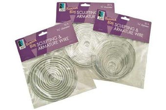 Armature Wire 0.2cm X32ft Coil