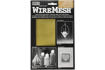 (Brass) - WireMesh #80 41cm x 50cm