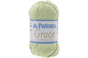 (Ginger) - Patons Grace Yarn, 50ml, Ginger, 1 Ball