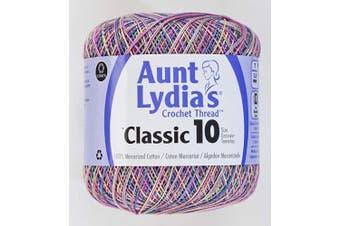 (Pastels) - Aunt Lydia's Classic Crochet Thread Size 10