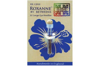 (Size 9) - Colonial Needle 74863 Roxanne Betweens Hand Needles 50-Pkg-Size 9