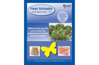 Heat Moldable Stabiliser Double-Sided Fusible