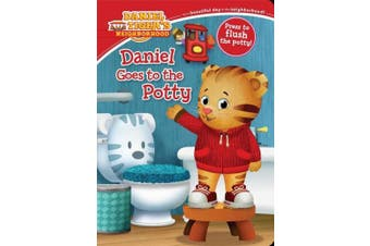 Daniel Goes to the Potty (Daniel Tiger's Neighbourhood)