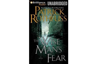 The Wise Man's Fear (Kingkiller Chronicles) [Audio]
