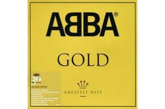 ABBA Gold 30th Anniversary Edition