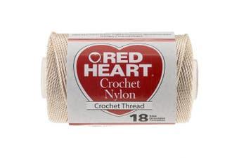 (Mint) - Red Heart Nylon Crochet Thread Size 18