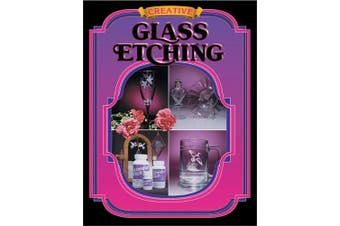 Armour Products Etch Glass Etching Book Creative Glass Etching AE-0101