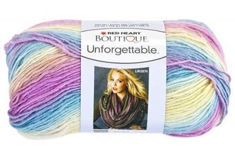 (CANDIED) - Red Heart Boutique Unforgettable Yarn