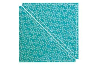 """(Triangle 6-1/2"""" Quilt Block C) - AccuQuilt GO! Fabric Cutting Dies; Triangle 15cm - 1.3cm ; Quilt Block C"""