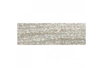 DMC 317W-E168 Light Effects Polyster Embroidery Floss, 8.7-Yard, Silver