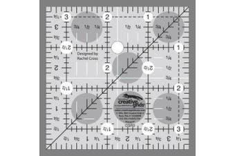 Creative Grids Quilting Ruler 8.9cm Square