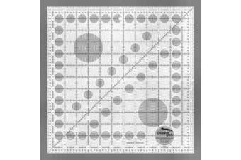 Quilting Ruler 32cm Square