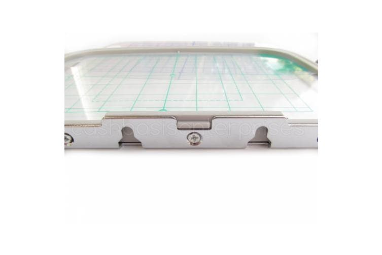 Large Embroidery Hoop - SA444 Replacement - for Brother Machines PE-770 700 700II 750D 780D Innov-is 1000 1200 1250D - Babylock Ellure Ellure Plus Emore - Generic SA444 Replacement
