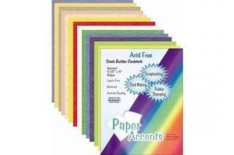 Accent Design Paper Accents ADPaperVarietyPk851120Assorted VarietyPk851120AstSB