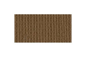 Bazzill Cardstock 22cm x 28cm -Walnut/Canvas 25 per pack