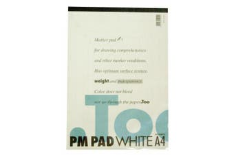 Copic Markers PMPADA4 PM Pad A4, 50 Sheets