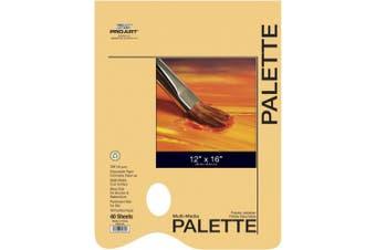 (30cm  by 41cm ) - Pro Art Disposable Palette Paper Pad