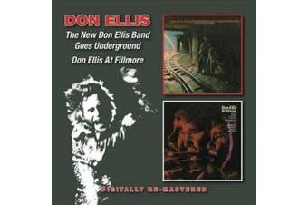 The  New Don Ellis Band Goes Underground/Don Ellis at Fillmore